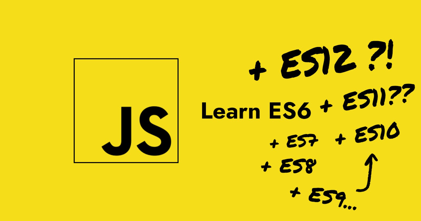 JavaScript from ES6 to Today