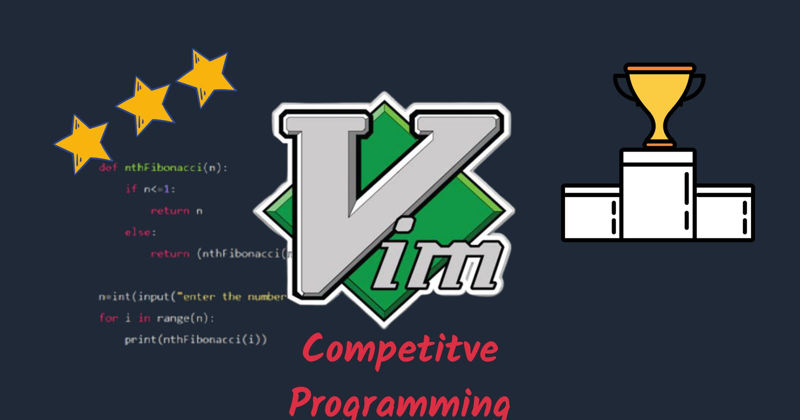 Vim for Competitive Programming
