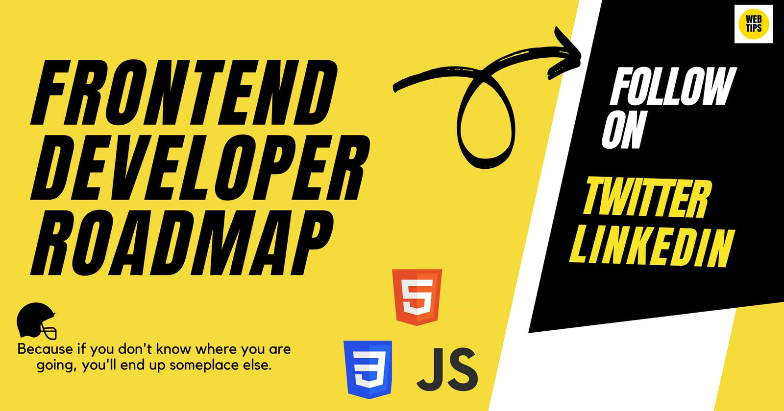 Complete roadmap: How to get started with Frontend Development?