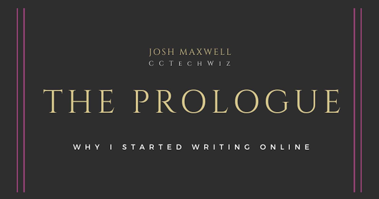 The Prologue
