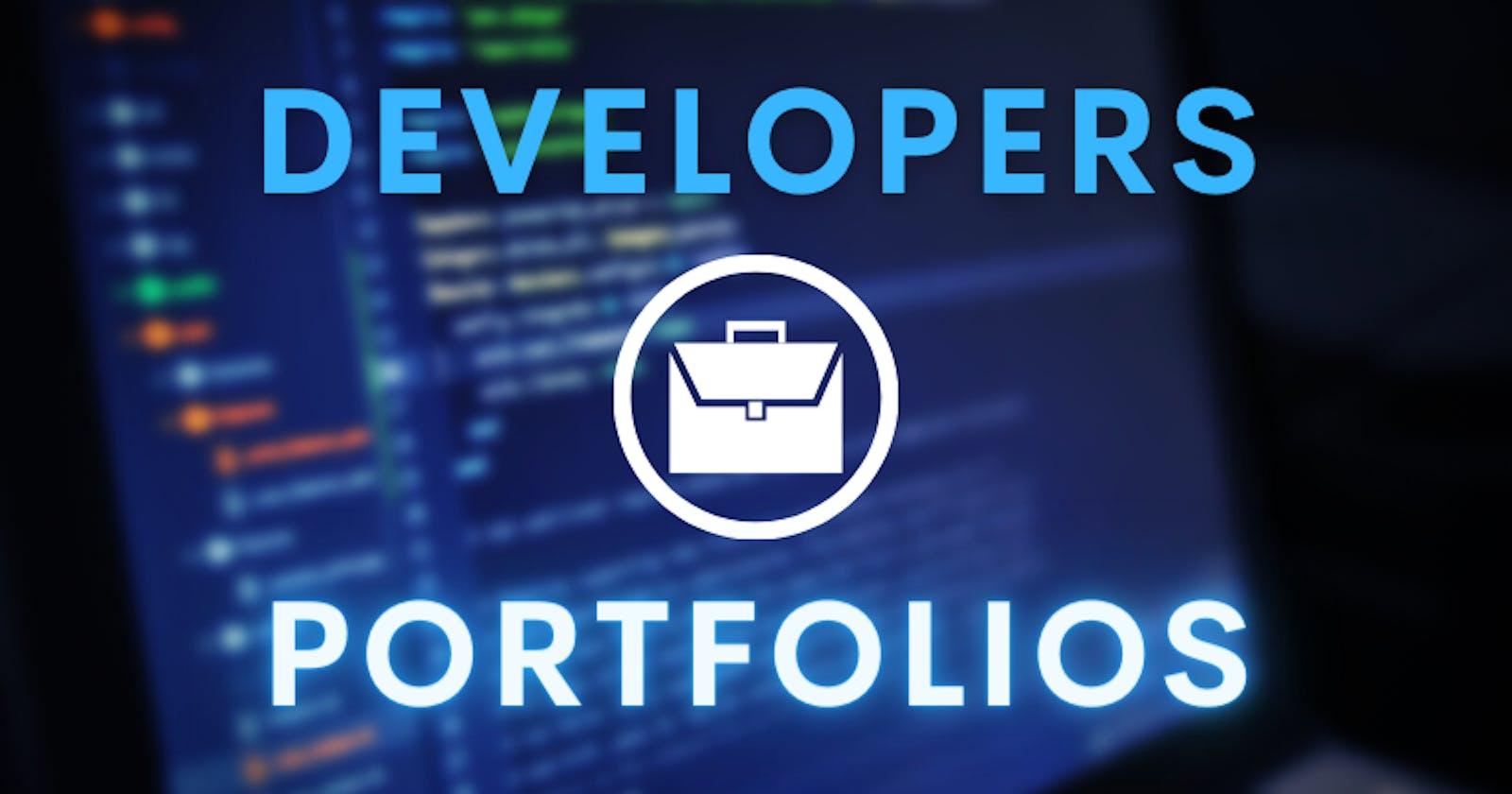 14 Best Web Developer Portfolios To Get Inspiration