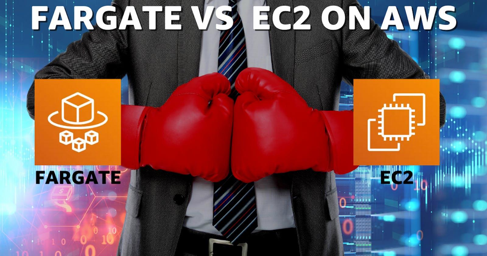 ECS: Serverless or Not? Fargate vs. EC2 Clusters