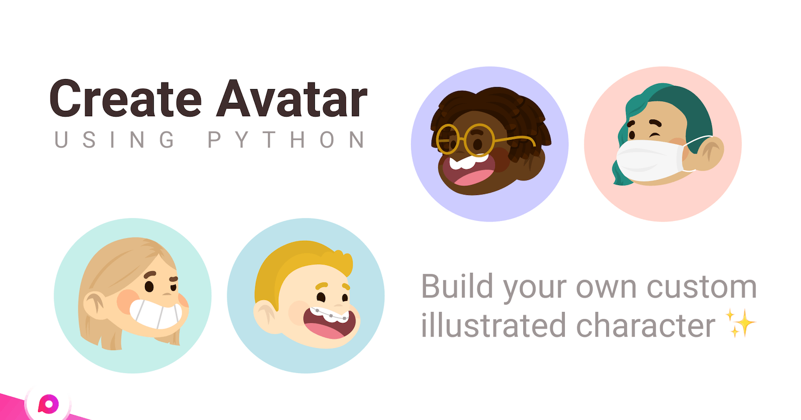 How To Create Your Own Avatar Using Python ?