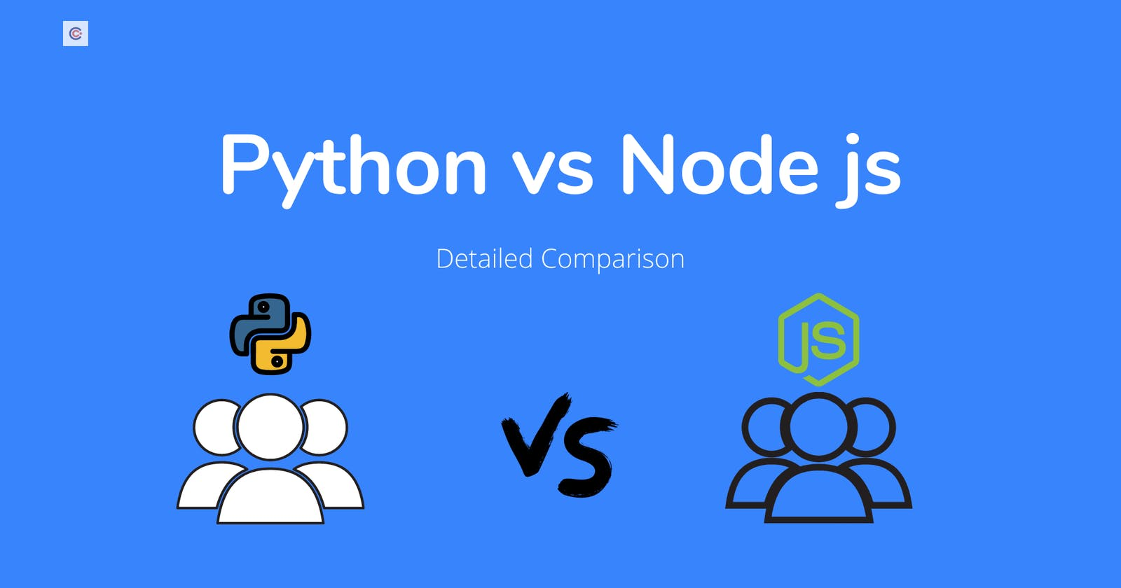Python vs. Node.js? Which one is best for you?