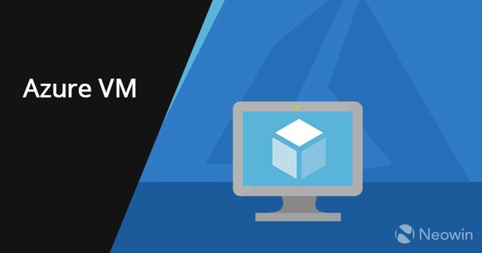 Create Azure Virtual Machine Using Azure CLI And Powershell