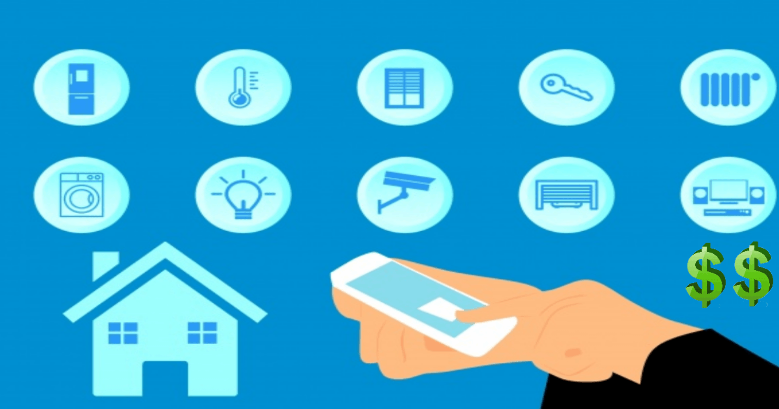 Shopping guide for a smart home