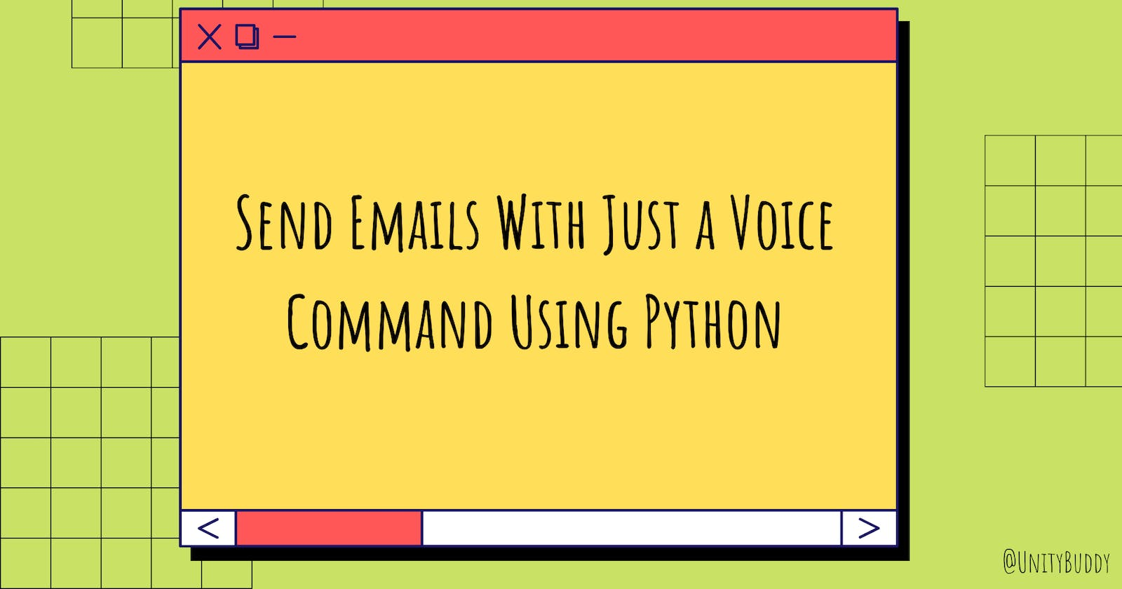 Send Emails With Just a Voice Command Using Python 🔥
