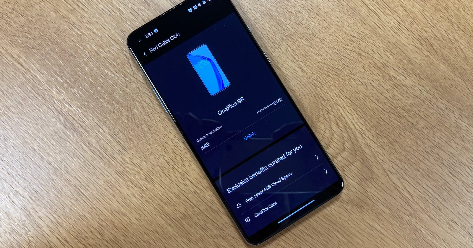 I flashed the OnePlus 9R ROM on my 8T ... and here's how you can too