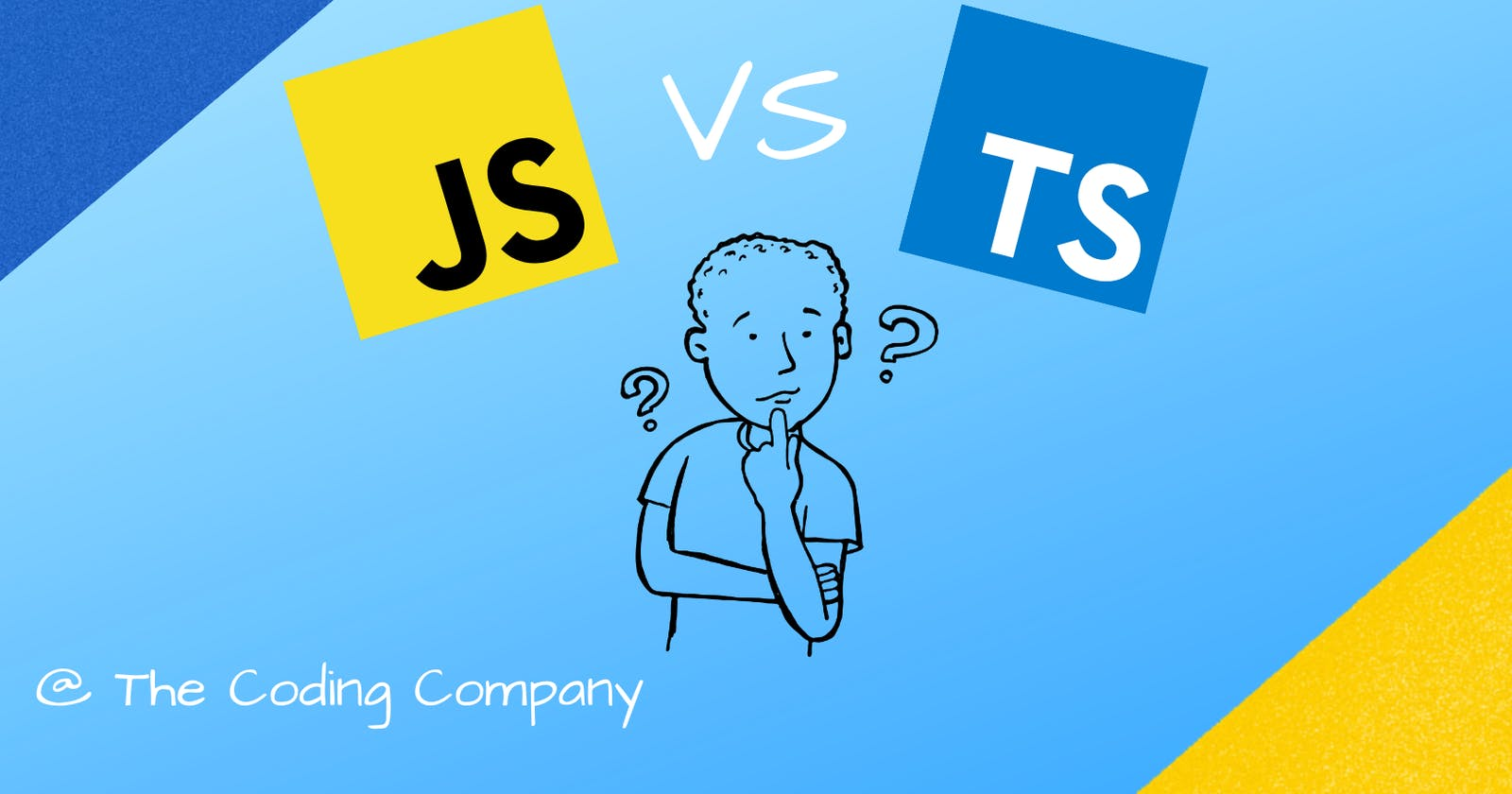 JavaScript vs TypeScript: What's the deal?🤨