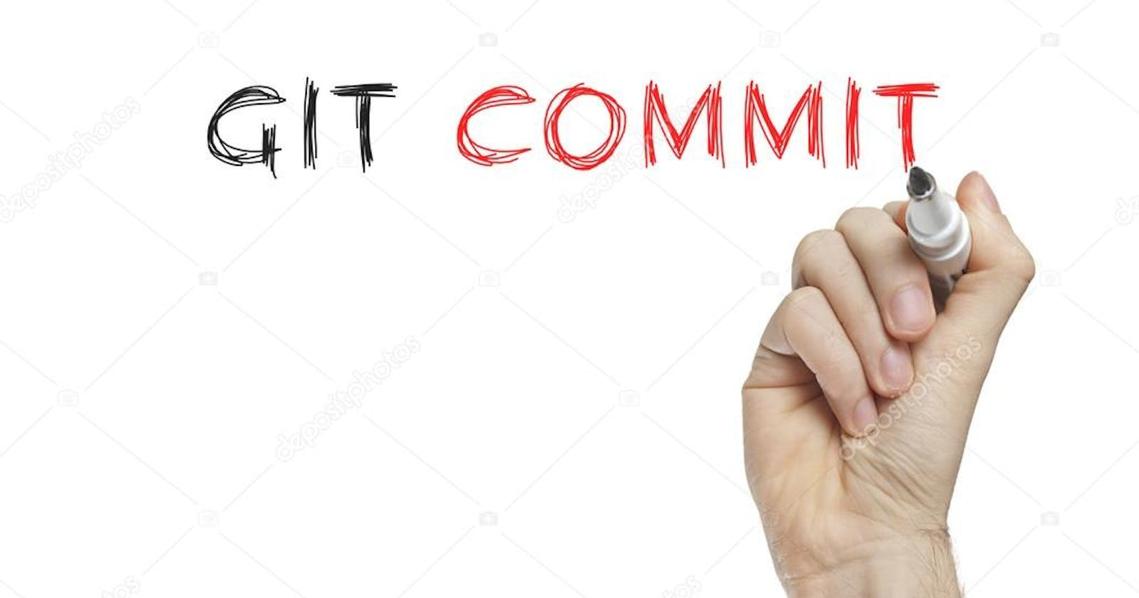 Consistent Git Commit Messages Using a Template