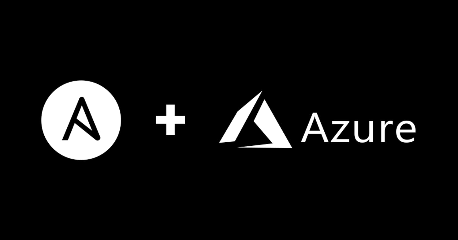 Ansible Runner Environment for Azure in a Docker Container