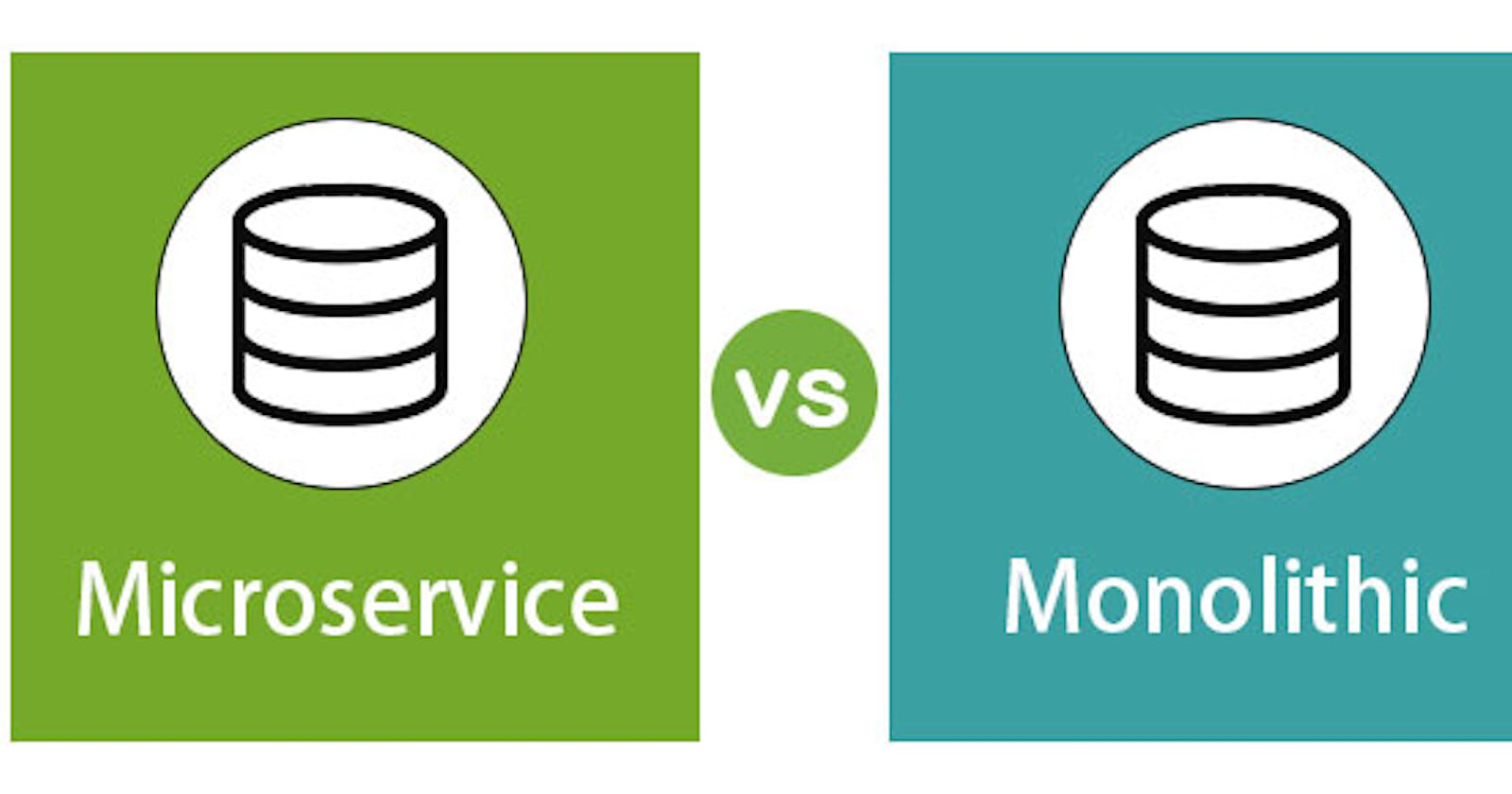 Understanding the Architectural differences between Monolithic and Microservice