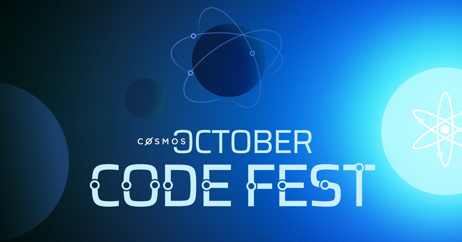 October Codefest is here!