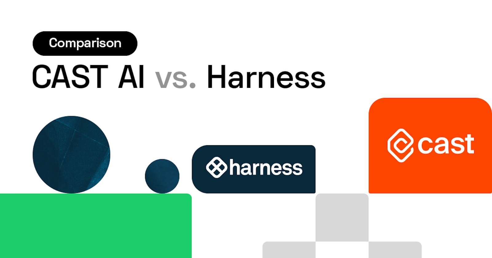 CAST AI vs. Harness: Which solution is better for Kubernetes?
