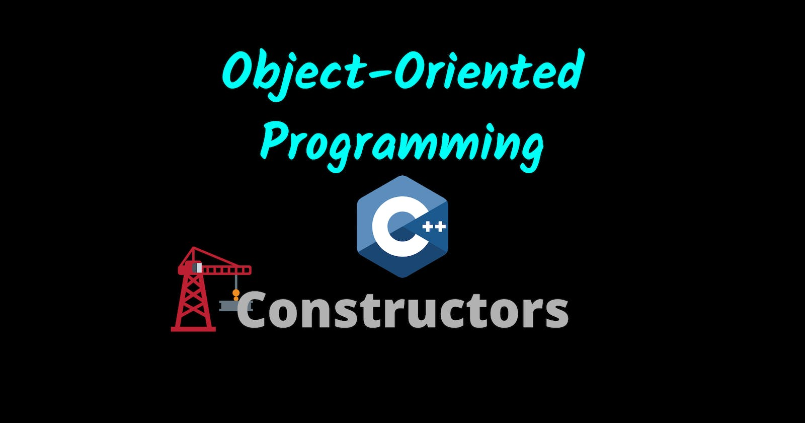 Object-Oriented Programming in C++: Constructors