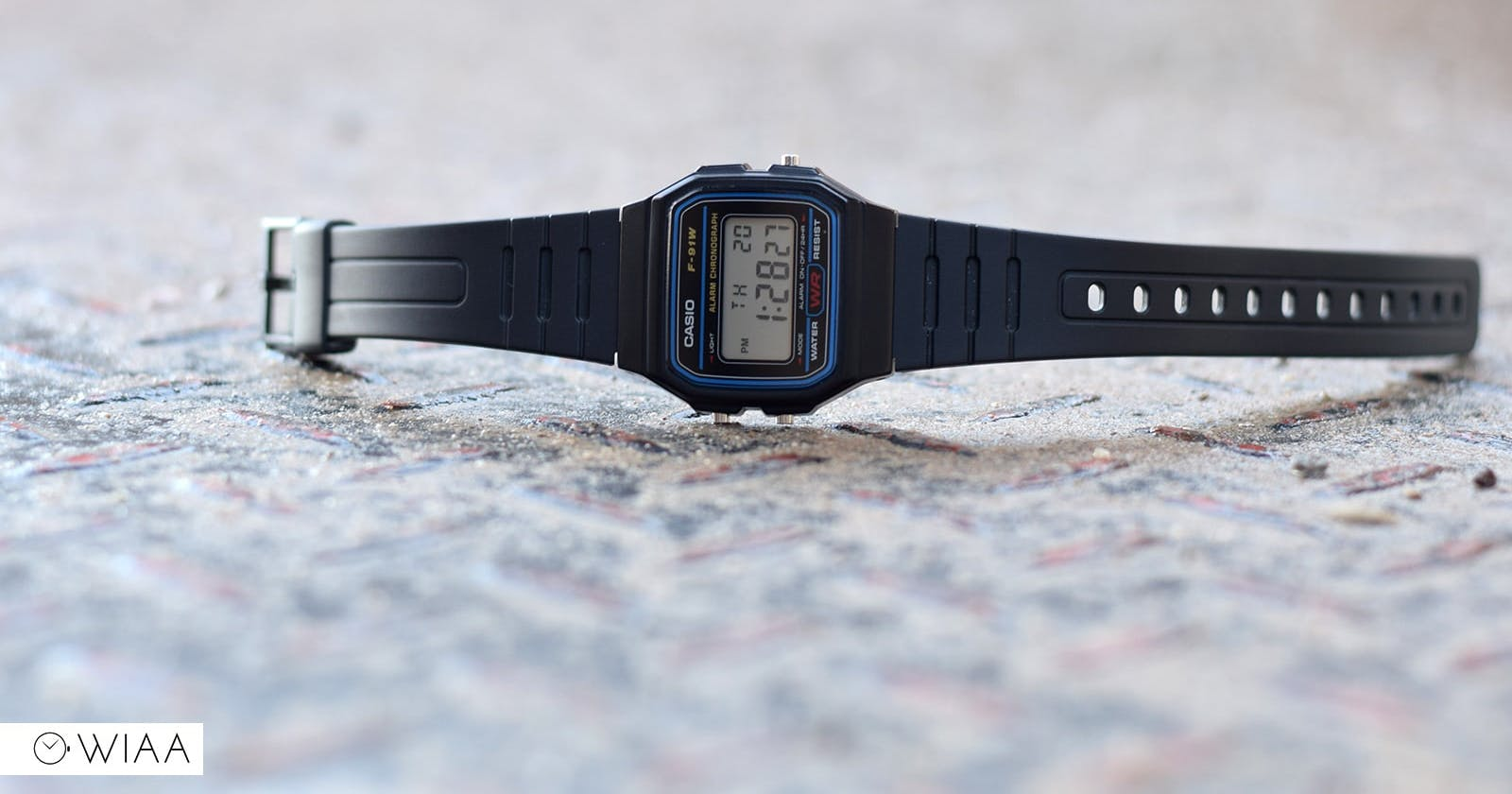 Why I started using a Digital wrist watch as a Developer Advocate?