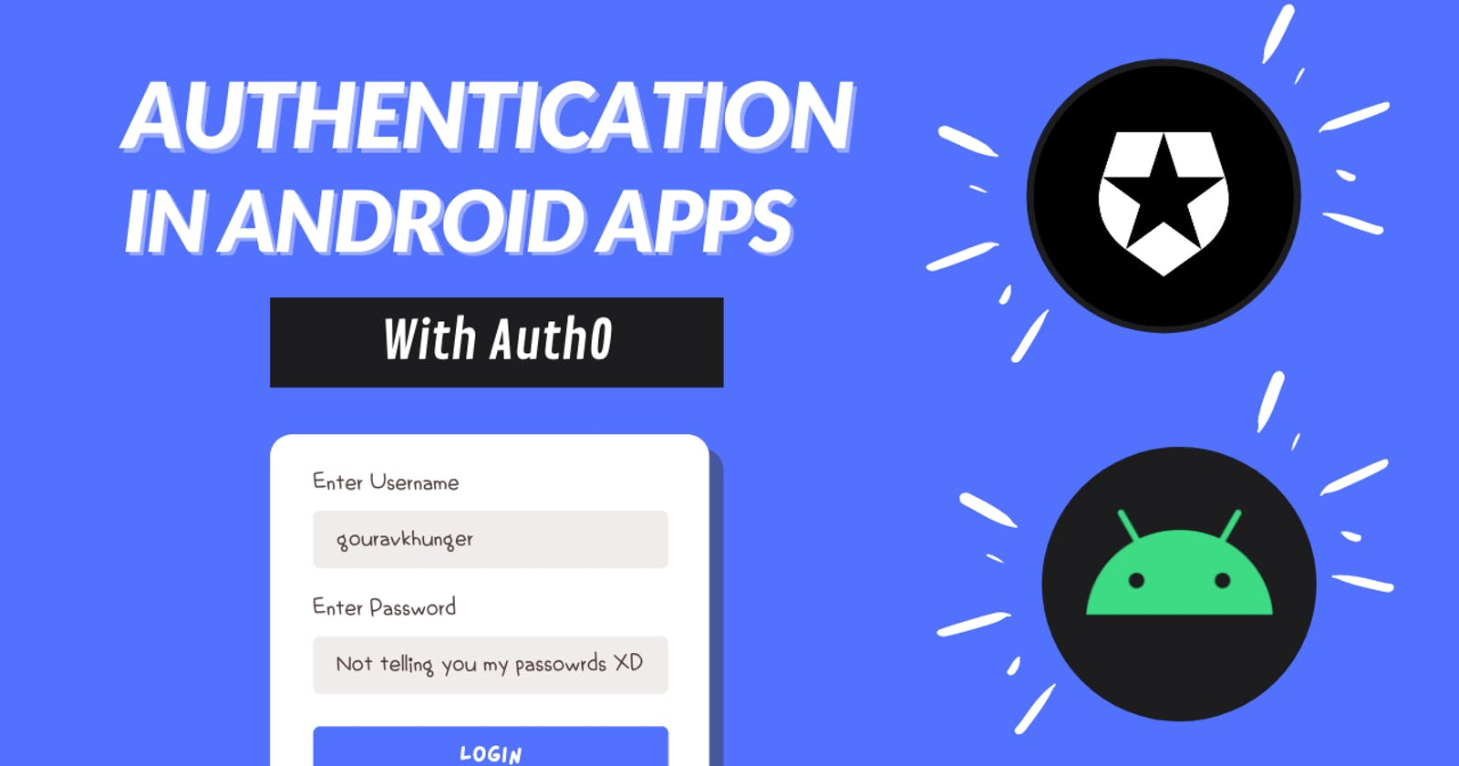 Integrate Authentication to your Android App with Auth0