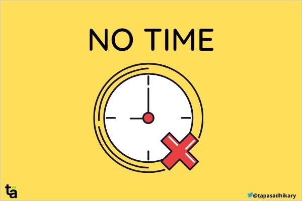 No Time Image