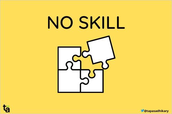 No Skill Image