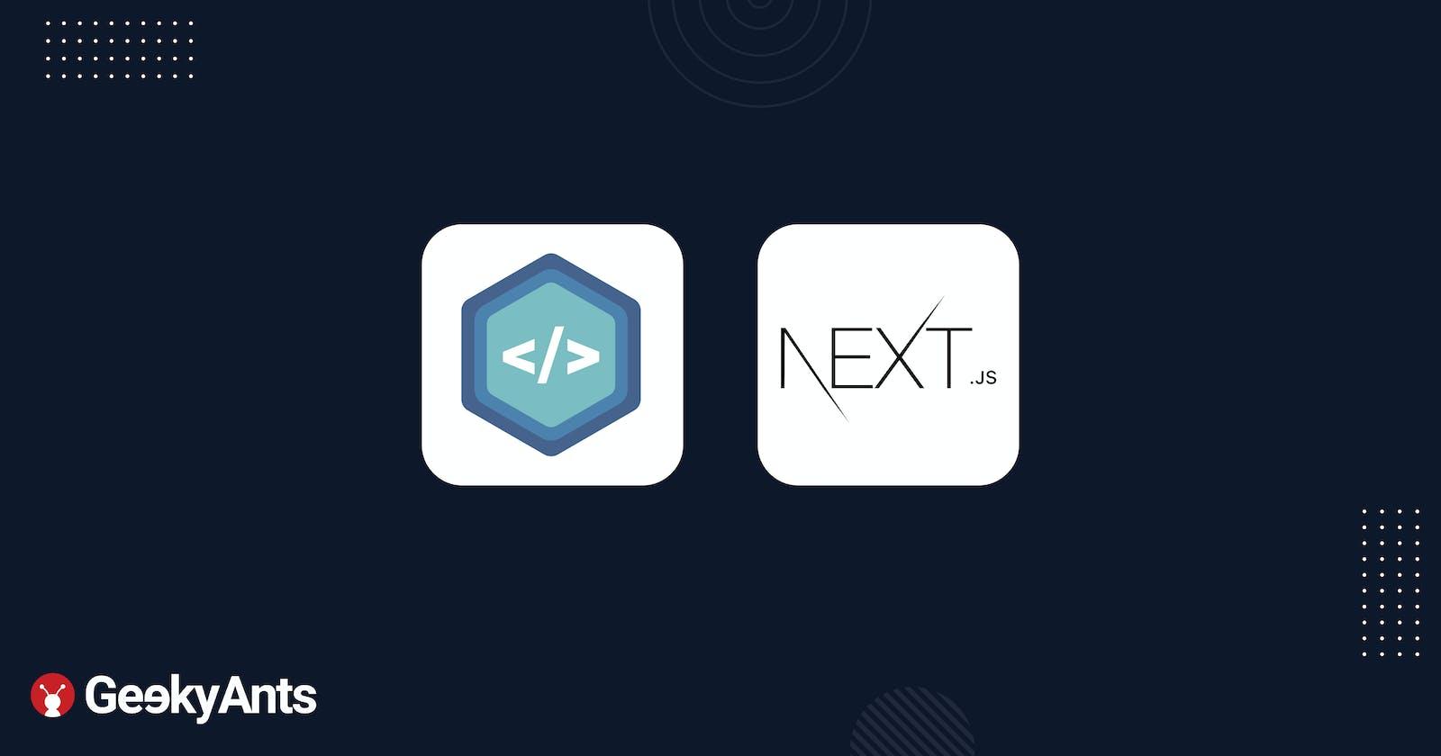 Building The NativeBase Blog Using Next.js