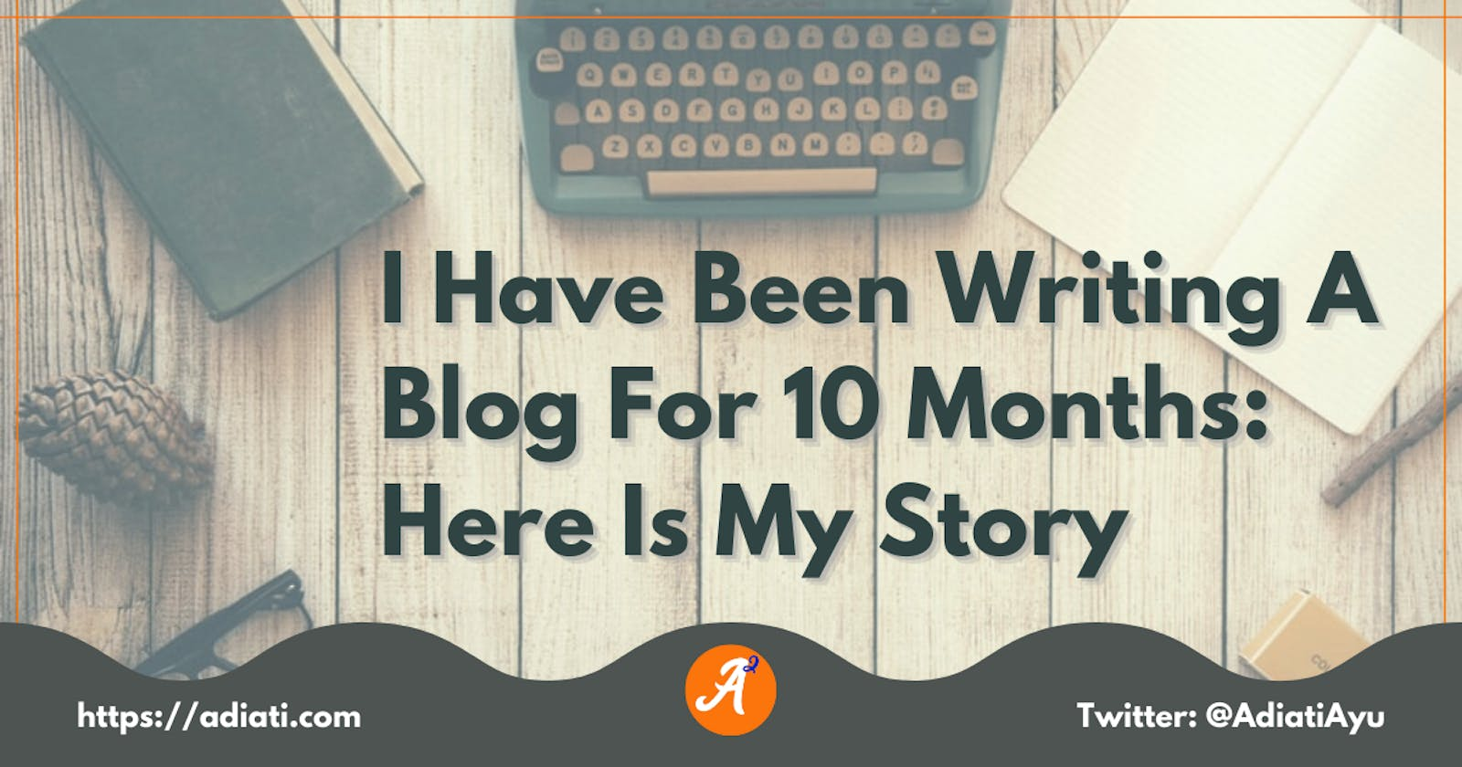 I Have Been Writing A Blog For 10 Months: Here Is My Story