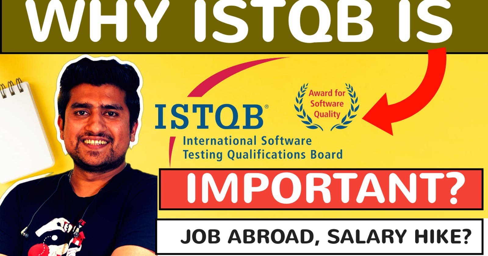 Why is ISTQB Certification Important (My Experience)?