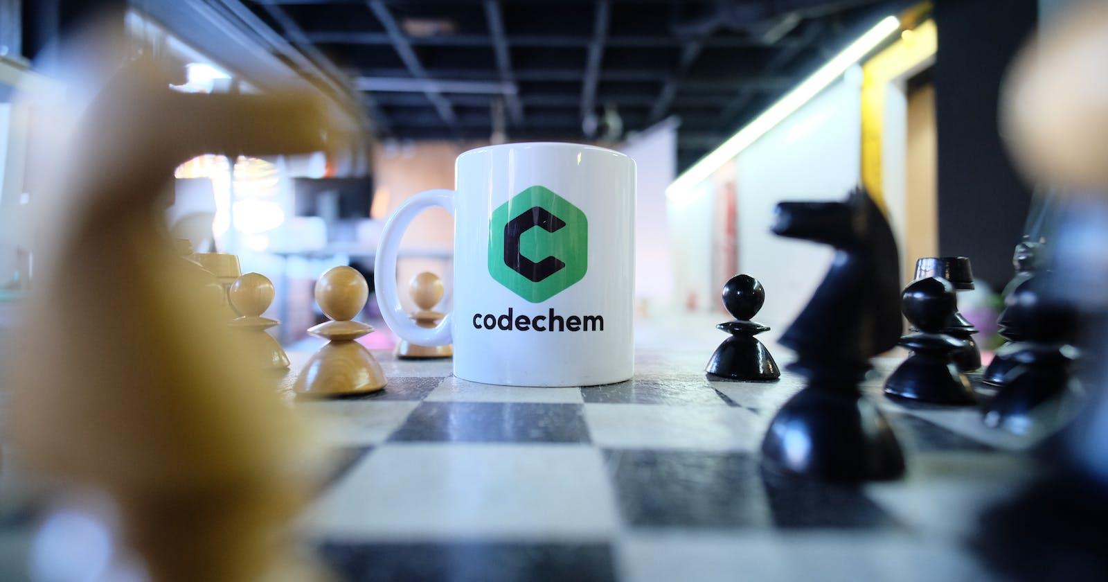CodeChem at European Chess Club Cup 2021