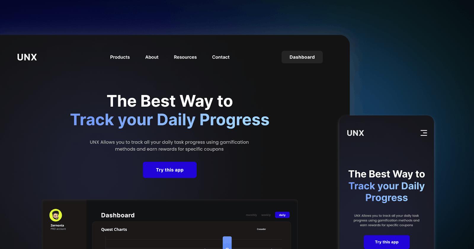 I Design, You Build! - Frontend Challenge #2