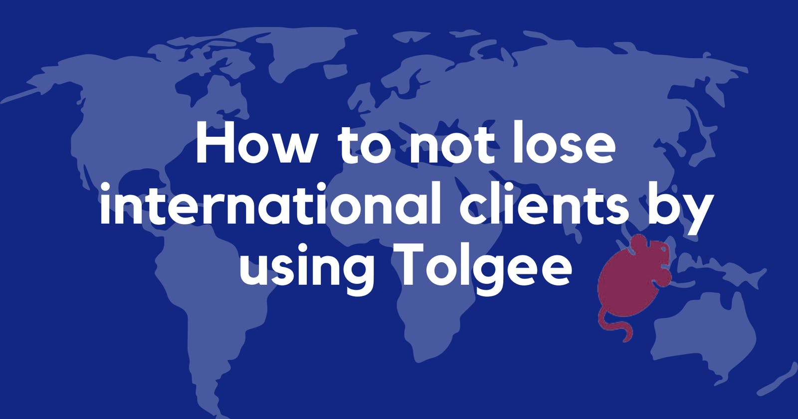How to Localize your React App using Tolgee Toolkit