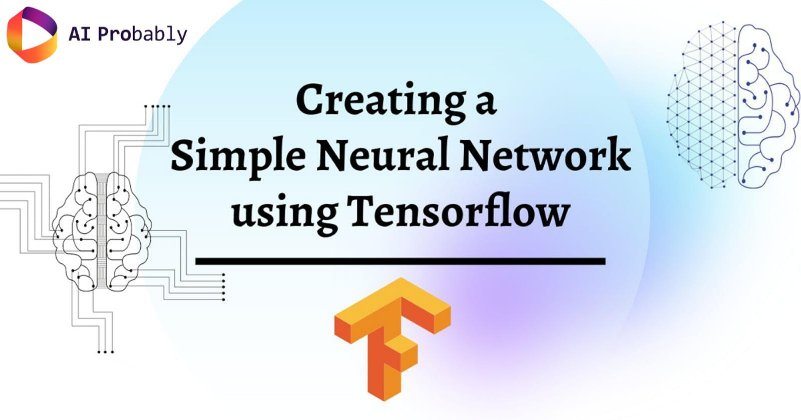 Creating a simple neural network using TensorFlow