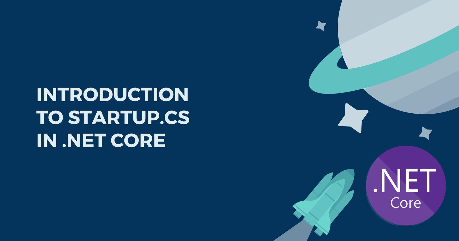 Introduction to Startup.cs in .NET Core