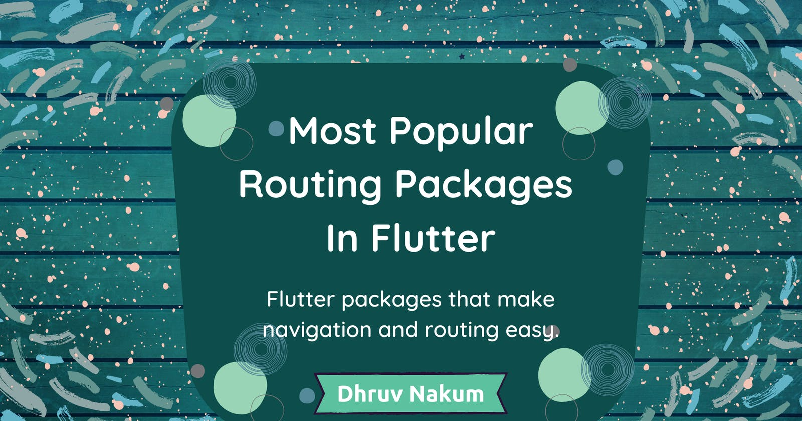 Most Popular Routing Packages In Flutter