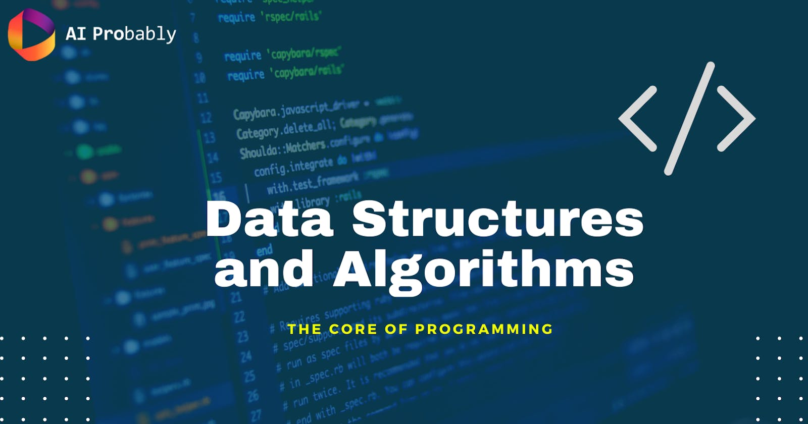 How to start with Data Structures and Algorithms