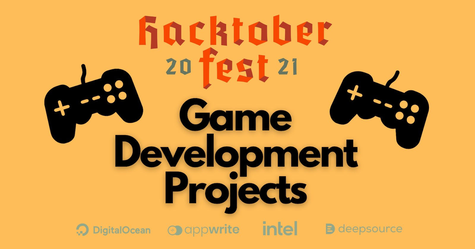 Game Development Projects for Hacktoberfest