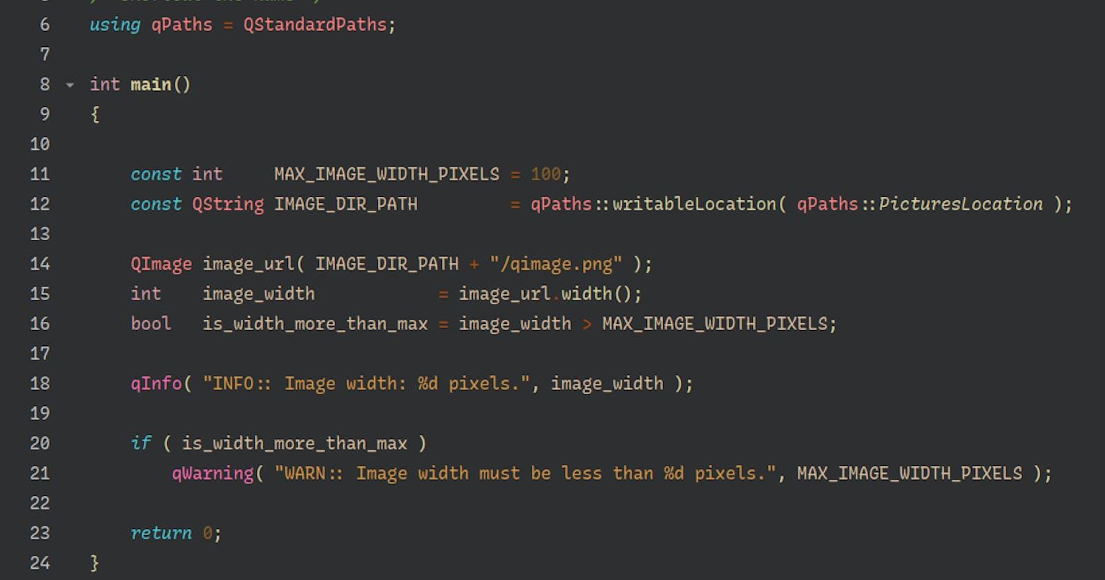 QtDark Theme for QtCreator