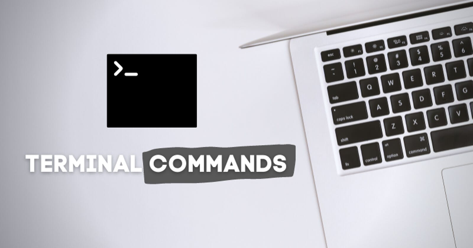Mac Terminal Commands I Use Everyday