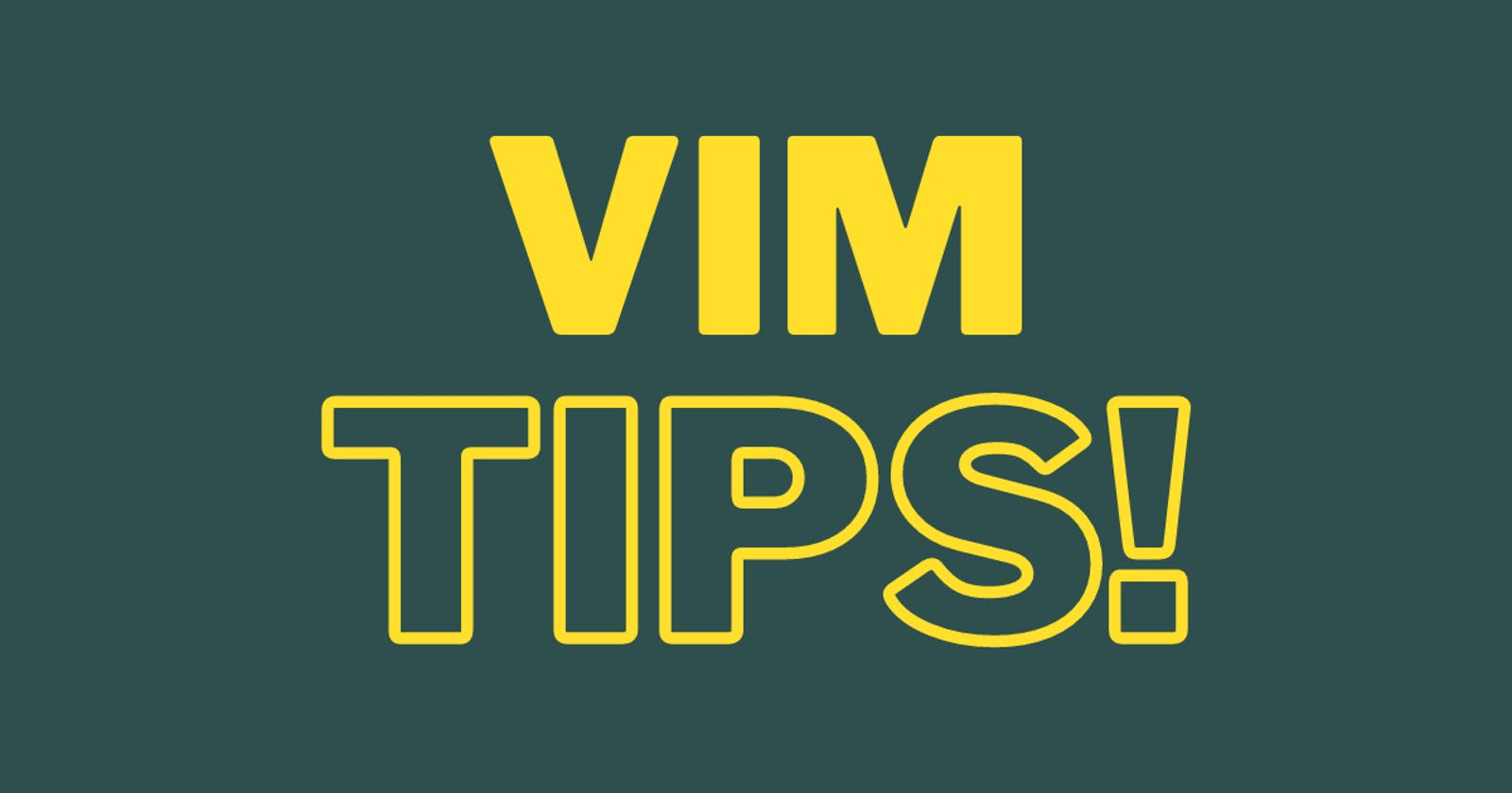How to Yank an Entire HTML Element in Vim