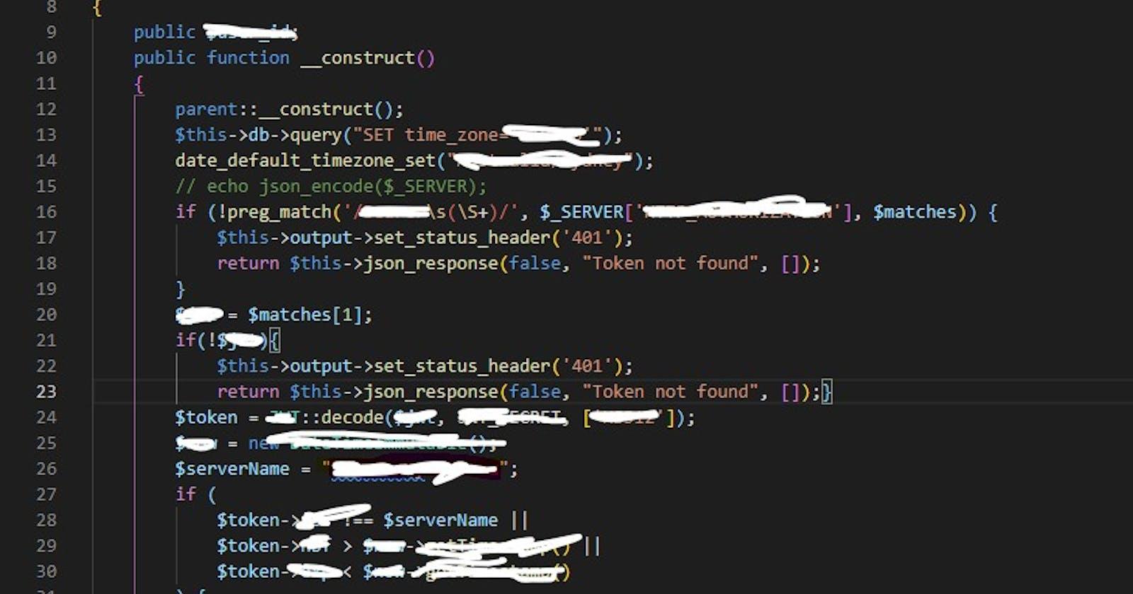 Seven (7) Secrets Of A Successful Programmer