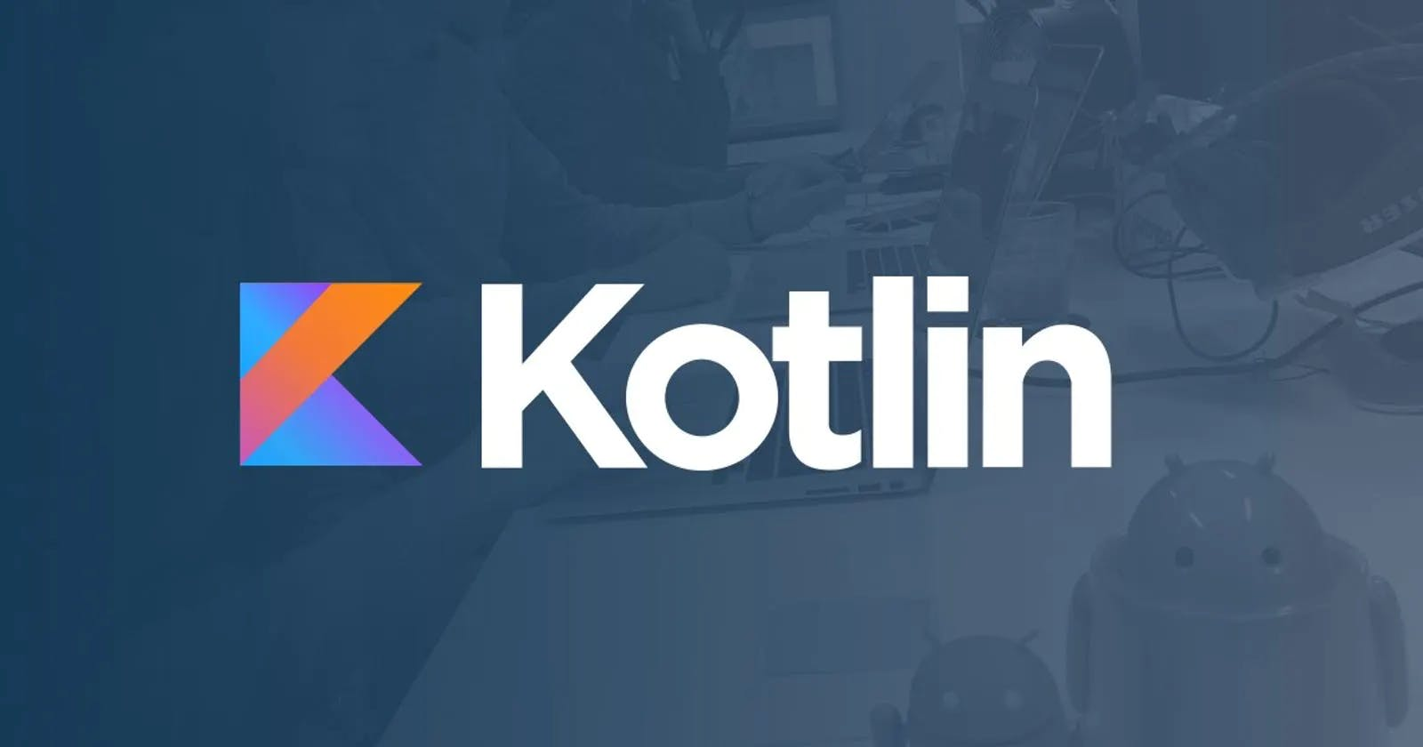 Kotlin basics - Constructors