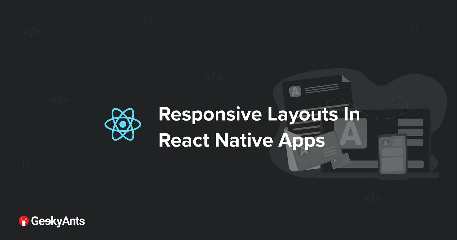 Responsive Layouts In React Native Apps