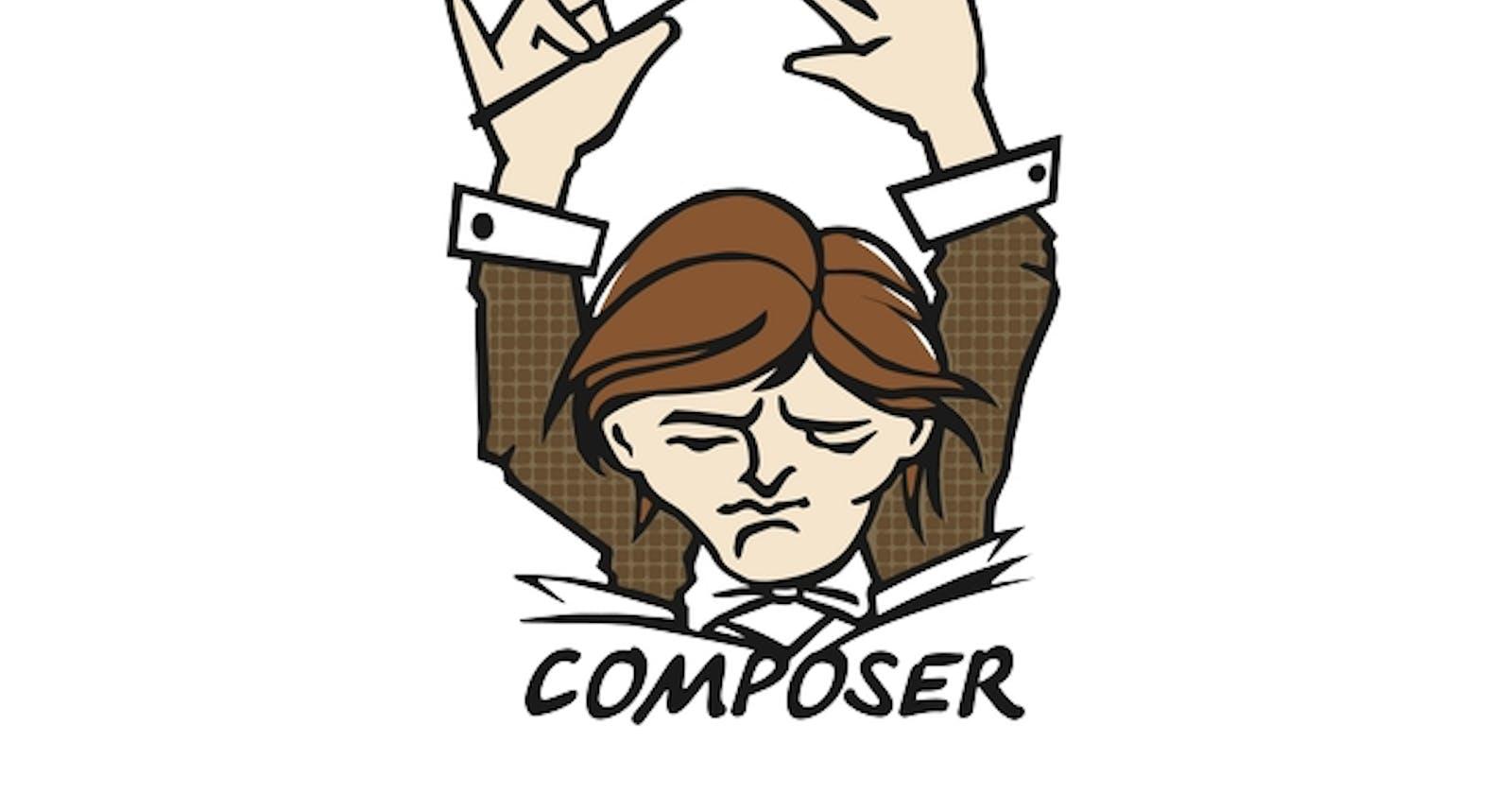 Composer update cURL error 60 hatası