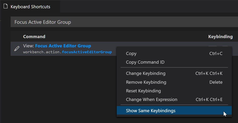 vscode-kb-shortcuts-showsamekeybinding.jpg