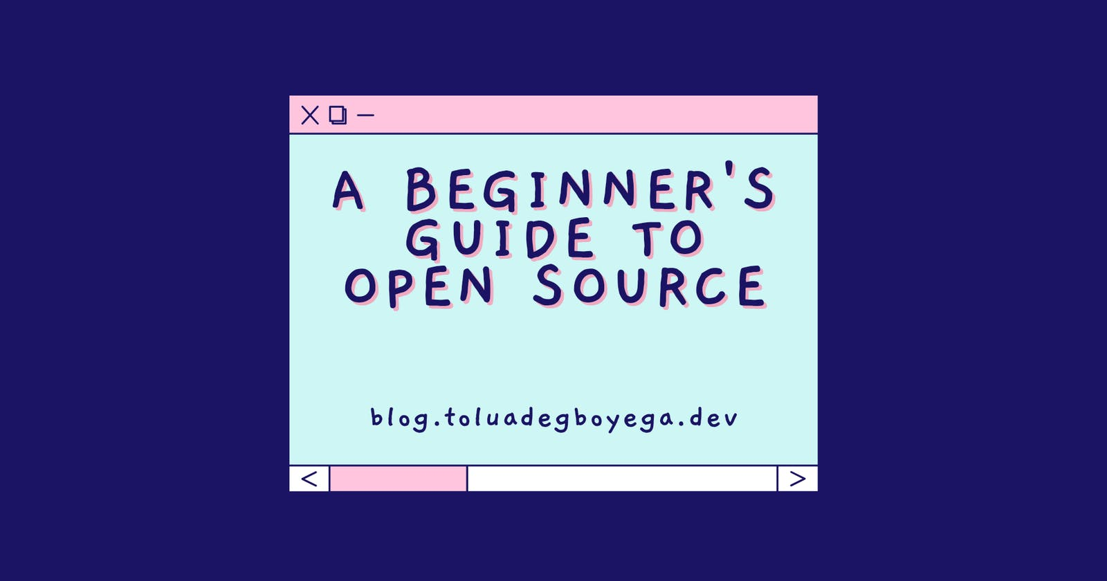 A Beginner's Guide to Open Source