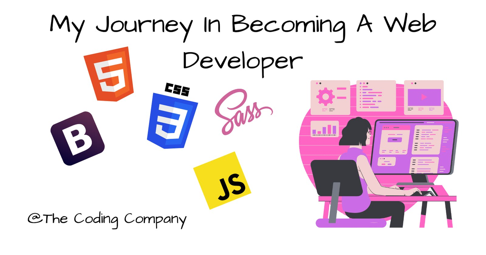 My Journey In Becoming A Web Developer