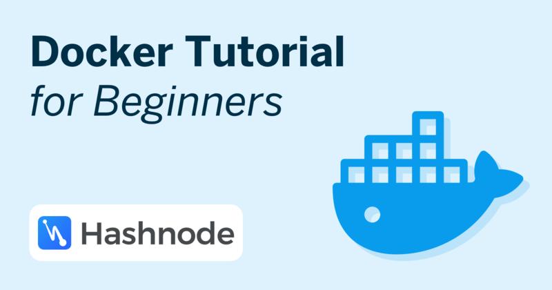 QnA VBage Docker Tutorial for Beginners - Hashnode